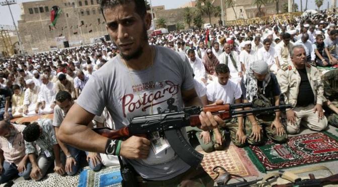Libia – Guerra tra bande