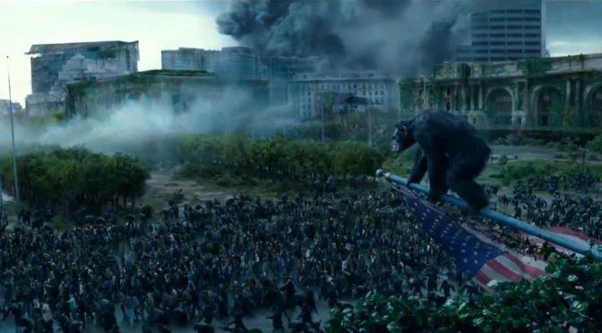 Apes Revolution: intelligenza, lato oscuro e perdono
