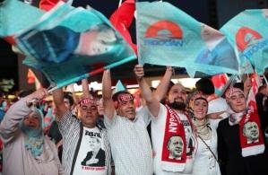 Presidental electons in Turkey