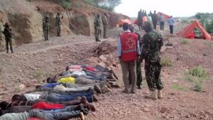 Kenya murder