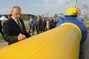Russia's Prime Minister Vladimir Putin s
