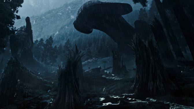 Alien Covenant: la caduta degli Dei
