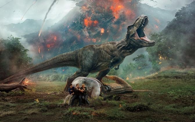 Jurassik World: Il Regno Distrutto