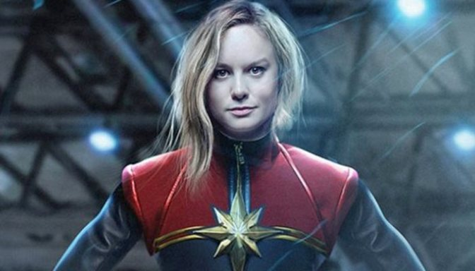 Captain Marvel: il primo Trailer