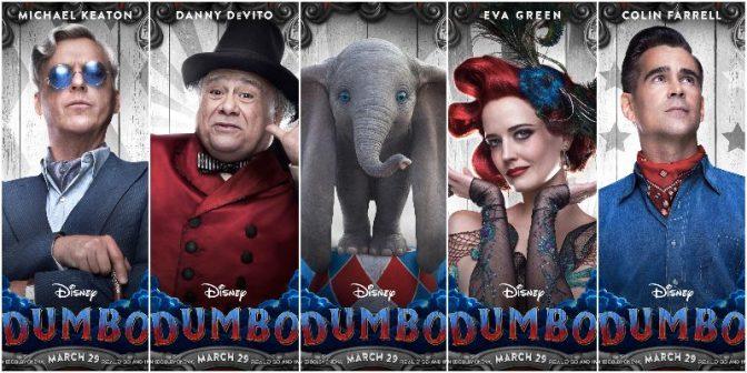 Dumbo: la sublime e raffinata ricerca dell'integrazione